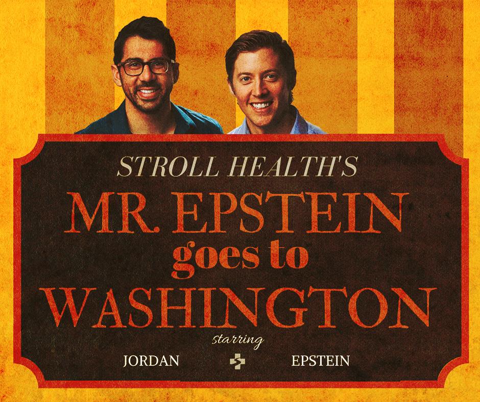 Mr. Epstein Goes to Washington