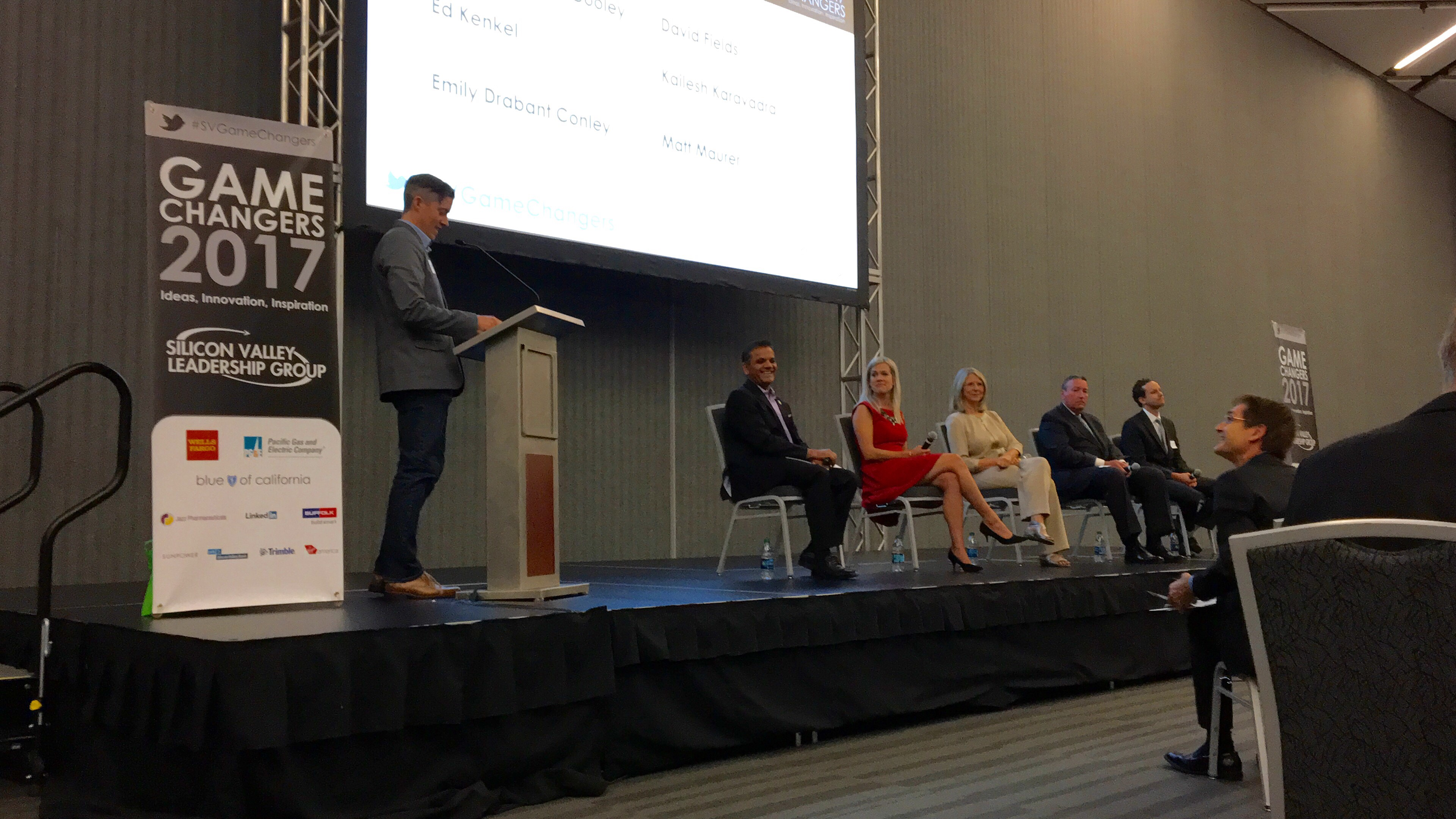 Stroll Invited to Run 'Game Changers' Healthcare Innovations Panel